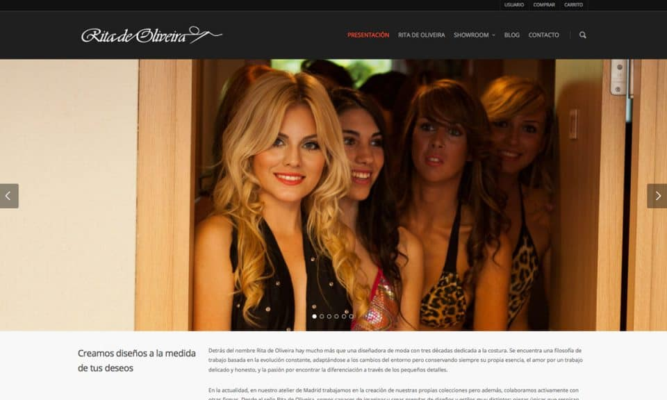 Web Rita de Oliveira