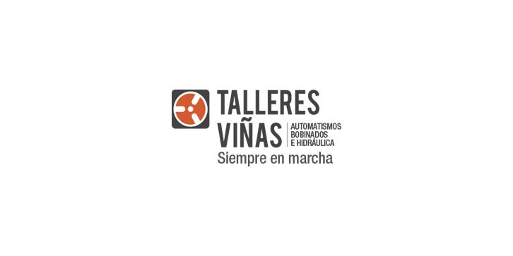 Logotipo Talleres Viñas