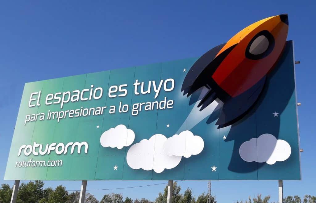 Agencia de propulsión espacial de marcas